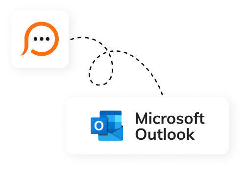 Live chat for Outlook 2016