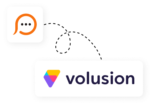 Live chat for Volusion