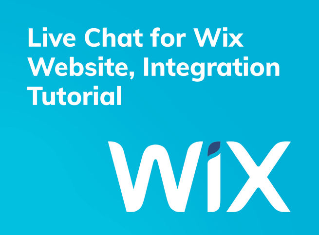 Live Chat for Wix